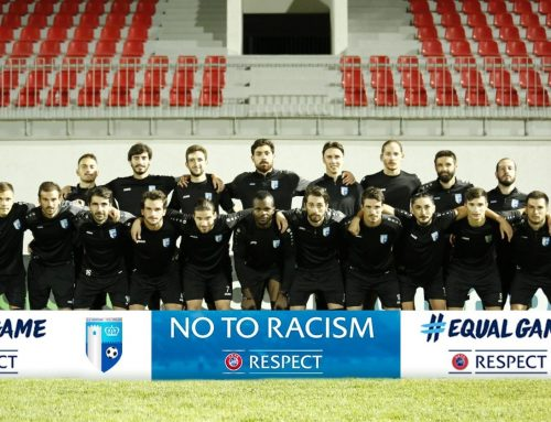 NO TO RACISM!